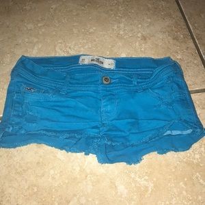 Hollister Jean Shorts Size 23
